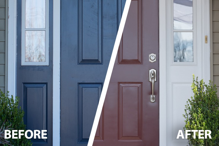 Do-it-yourself Door Painting & Blog | Painting Specialist